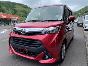 トヨタ タンク X S オートスライド 純正ナビ スマアシ