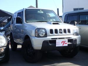 スズキ ジムニー XG ターボ アルミ 5速MT ETC パートタイム4WD
