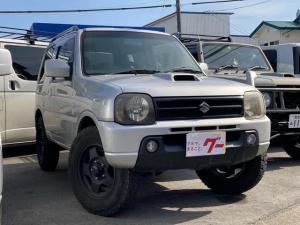 スズキ ジムニー XC アルミホイール LEDヘッドライト オートマ 4WD