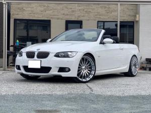 BMW 3シリーズ 335iカブリオレ Mスポ 左ハンドル 6AT 20AW