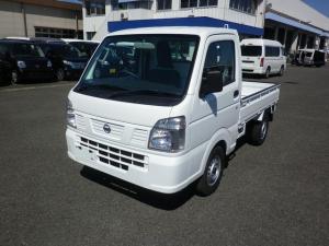 日産 NT100クリッパートラック DX農繁仕様 届出済未使用車