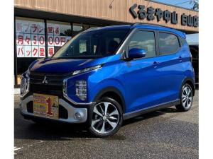 三菱 eKクロス G 登録届け出済み車 全国メーカー保証付き
