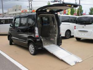 ホンダ N-BOX+ 車いすスロープ 4WD 福祉車両
