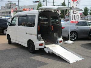 ダイハツ アトレーワゴン スローパー4WD 福祉車両