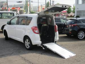 トヨタ ラクティス スローパー 福祉車両