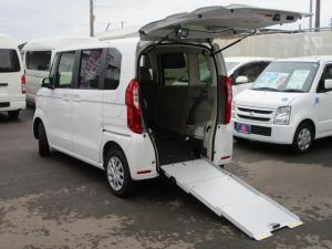 ホンダ N-BOX G・スロープホンダセンシング 4WD