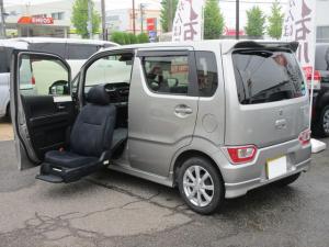 スズキ ワゴンR  FZ 4WD 助手席リフトアップシート 福祉車両