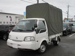 日産 バネットトラック  4WD 幌付 ETC
