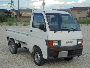 ダイハツ ハイゼットトラック スペシャル 4WD 極低走行車両 新品夏タイヤ付きです♪