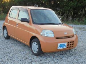 ダイハツ エッセ D 4WD 禁煙車 CD  走行距離4万km オレンジ色 橙