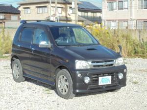 ダイハツ テリオスキッド カスタムX 4WD ターボ 禁煙車 キーレス CD