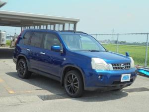 日産 エクストレイル 20X 4WD サンルーフ 社外19インチアルミ オートライト インテリジェントキー タイミングチェーン 内外装三ッ星
