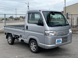 ホンダ アクティトラック SDX 4WD 禁煙車 アルミ CD エアコン パワステ 内外装3つ星 シルバー 試乗
