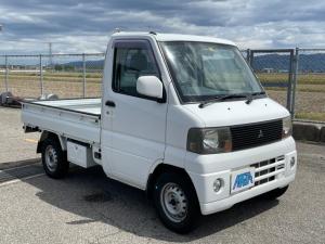 三菱 ミニキャブトラック TL 4WD 4速オートマ エアコン パワーステアリング