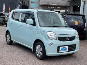 日産 モコ S FOUR 禁煙車 4WD ナビTV USB端子 ETC シートヒーター 内外装三つ星 タイミングチェーン