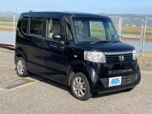 ホンダ N-BOX G・Lパッケージ 4WD 禁煙車 左右パワースライドドア 親水ヒーター付きドアミラー 撥水フロントガラス アルミホイール タイミングチェーン