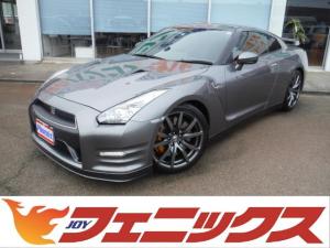 日産 GT-R プレミアム4WDターボ後期03モデルH黒革1オナ8997KM