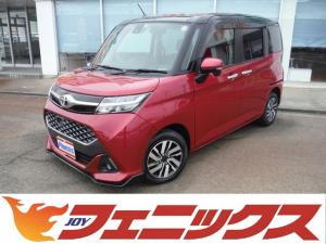 トヨタ タンク カスタムG-T スマアシ3HDDナビLED両側電動ドアETC