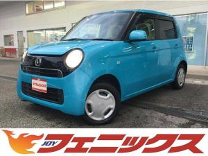 ホンダ N-ONE G 4WD スマートキー プッシュスタート 専用CDオーディオ 盗難防止 AUX ベンチシート ヘッドライトレベライザー