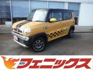 スズキ ハスラー G 4WD5速MTオートエアコン運転席シートヒーター
