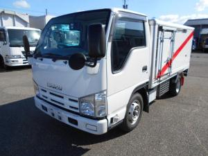 いすゞ エルフトラック 冷蔵冷凍車1.5t 超低床 低温仕様 4ナンバーサイズ