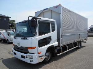 UDトラックス コンドル ワイド アルミウイング6.2mボデー日本フルハーフ製