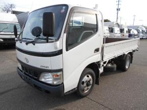 トヨタ ダイナトラック 2t 全低床平ボデー