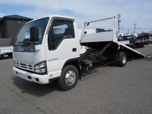 いすゞ エルフトラック 積載車3.5t 一般仕様 ウインチ ラジコン