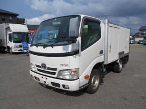 トヨタ ダイナトラック 保冷車 サイドスライドドア 1.1t