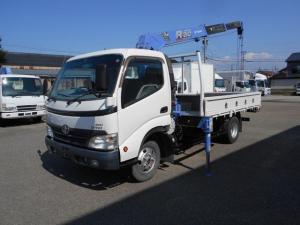 トヨタ ダイナトラック 4WD 3段ラジコンクレーン