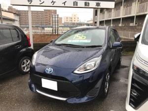 トヨタ アクア Sスタイルブラック SDナビTV フルセグ バックモニター