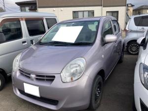 トヨタ パッソ X ユルリ ETC車載器 ABS エアコン CD 電動格納ミラー