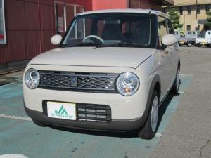 スズキ アルトラパン モード 4WD 届出済未使用車 キーレスプッシュスタート