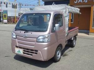 ダイハツ ハイゼットトラック スタンダード 農用スペシャル 幌付 4WD  PW キーレス