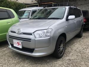 トヨタ サクシード UL 4WD メモリーナビフルセグTV キーレス ETC