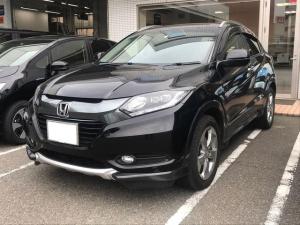 ホンダ ヴェゼル ハイブリッドX・Lパッケージ 4WD メモリーナビTV 本革
