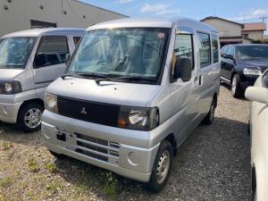 三菱 ミニキャブバン CD ハイルーフ 4WD AC AT