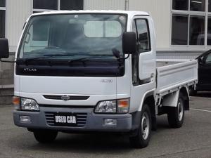 日産 アトラストラック 4WD ディーゼル 1000kg積 三方開
