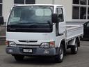 日産/アトラストラック 4WD ディーゼル 1000kg積 三方開