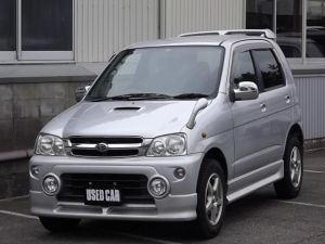 ダイハツ テリオスキッド カスタムX 2WD ターボ キーレス ABS CDMD