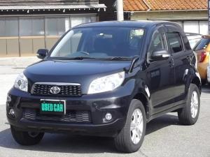 トヨタ ラッシュ G 4WD ABS エアバック スマートキー 純正アルミホイール HIDライト CD