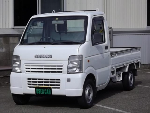 スズキ キャリイトラック KU 4WD エアコン パワステ