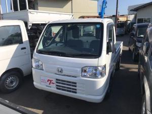 ホンダ アクティトラック タダノ3段クレーン 吊上500Kg 4WD 5速マニュアル車