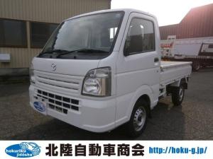 マツダ スクラムトラック KCエアコン・パワステ 4WD ETC オートマ