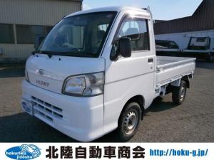 ダイハツ ハイゼットトラック スペシャル エアコンパワステ 4WD 5MT
