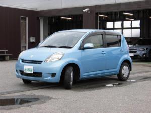 トヨタ パッソ X Fパッケージ 2WD スマートキー 純正CDデッキ 電格ミラー