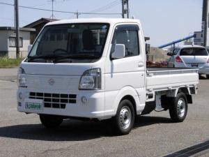 日産 NT100クリッパートラック GX AT 4WD キーレス CD フォグランプ パワーウインド