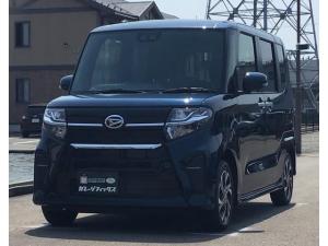 ダイハツ タント カスタムX スマアシ サポカー キーフリー 衝突軽減ブレーキ