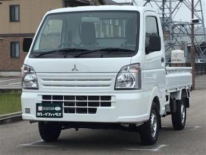 三菱 ミニキャブトラック M 4WD エアコン パワステ ABS エアバック