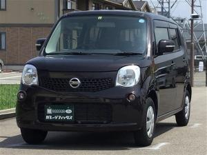 日産 モコ X オーディオ バックモニター スマートキー ベンチシート